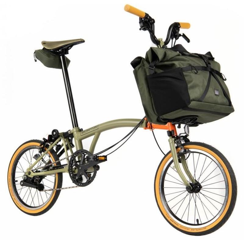 Bicicleta Brompton Explore