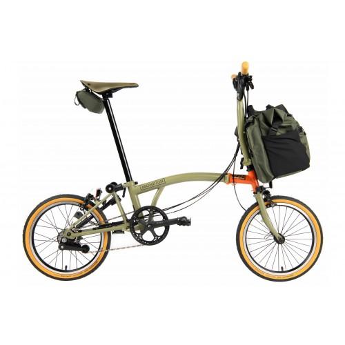 Bicicleta Brompton Explore Edition