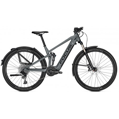 Bicicleta Focus Thron² 6.7 Eqp