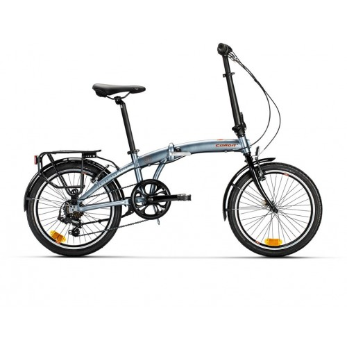 Bicicleta Conor Denver plegable