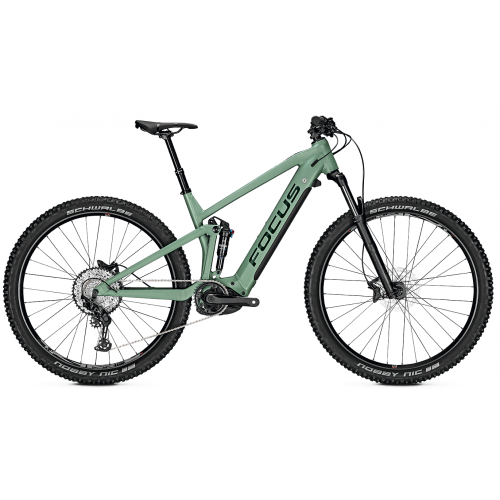 Bicicleta Focus Thron² 6.8