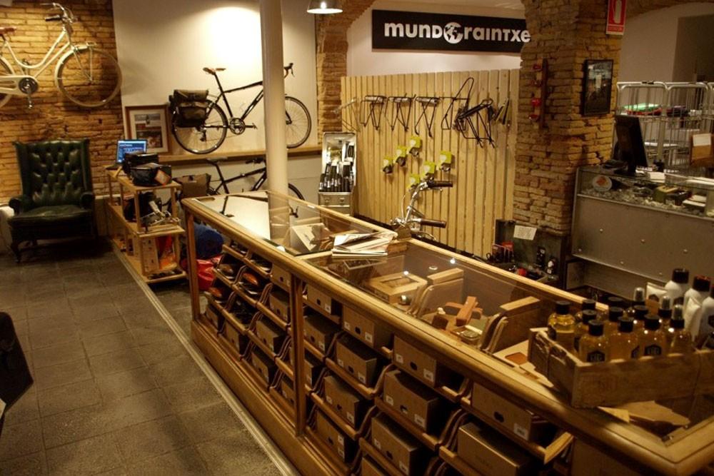 Mundoraintxe, tu tienda on-line de ciclismo urbano y cicloturismo